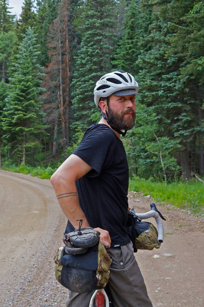 Bikepacking podcast